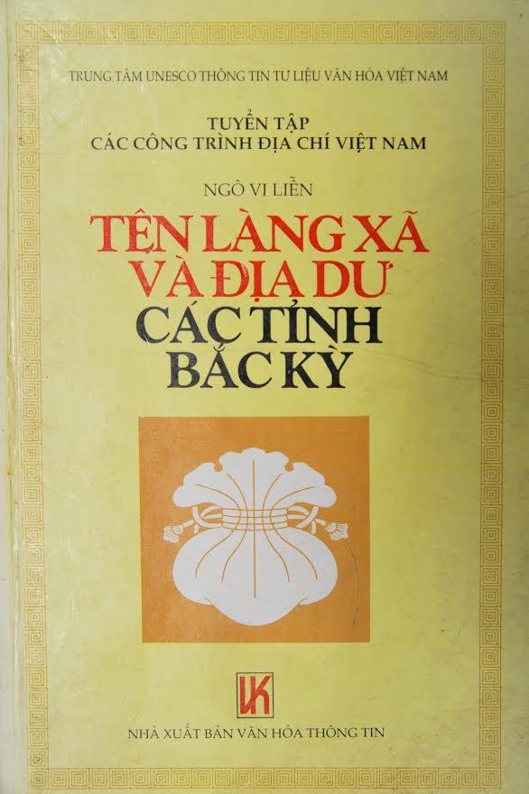 Sách do nxb Văn hóa Thông tin tái bản năm 1999