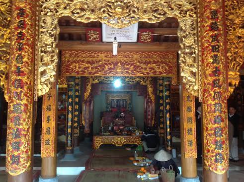 Lễ Tế Tiên Công ở Phong cốc, Quảng Ninh