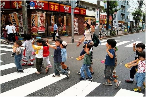 Phương pháp nuôi dạy con trẻ của người Nhật