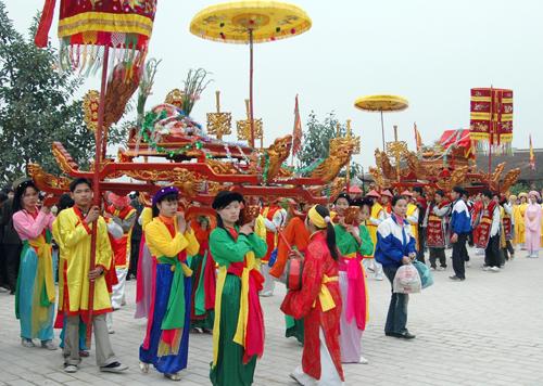 Hội làng là tinh hoa văn hóa Việt Nam
