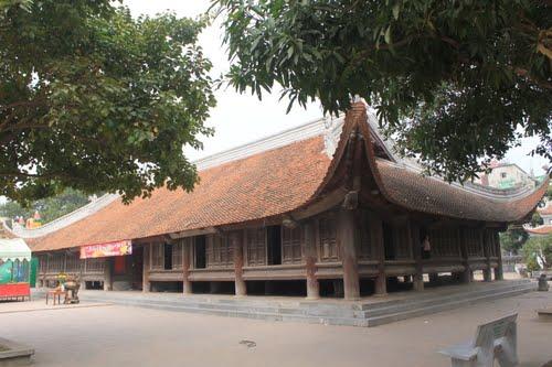 Đình làng Đình Bảng
