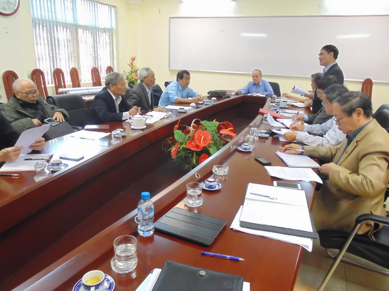 Hội đồng Ngô tộc VN họp phiên thường kỳ đầu năm 2017