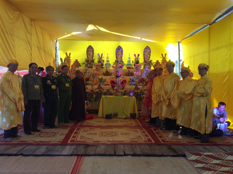 Hội đồng Họ Ngô VN trước lễ cầu siêu